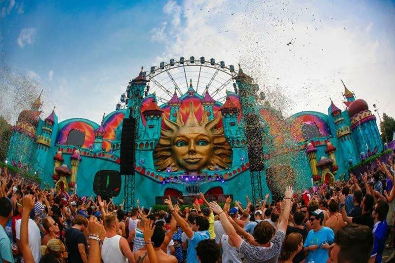 Музыкальный фестиваль Tomorrowland