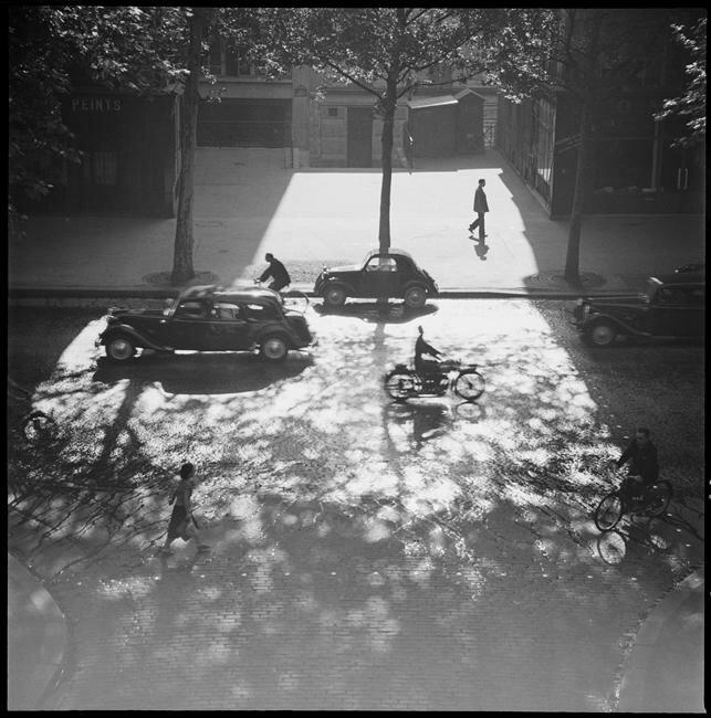 16. Марсель Бови. Бульвар Бомарше. 20 июня 1954 года..jpg