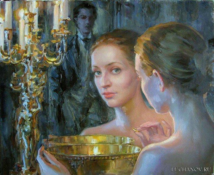 Полина Лучанова. Теплые картины 11