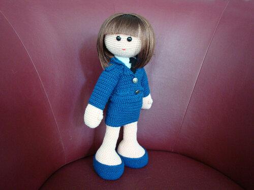 Ирине за схему куклы.
