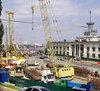 Почтовая площадь и Днепр - 24.08.2012