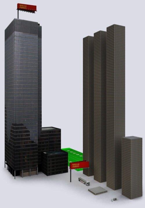 Wells Fargo и доллары