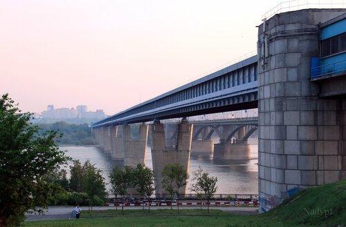 мосты над Обью