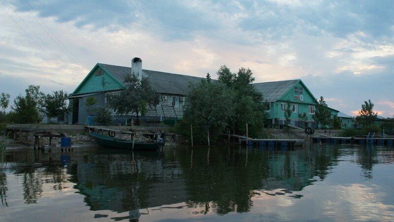 астрахань, рыболовная база