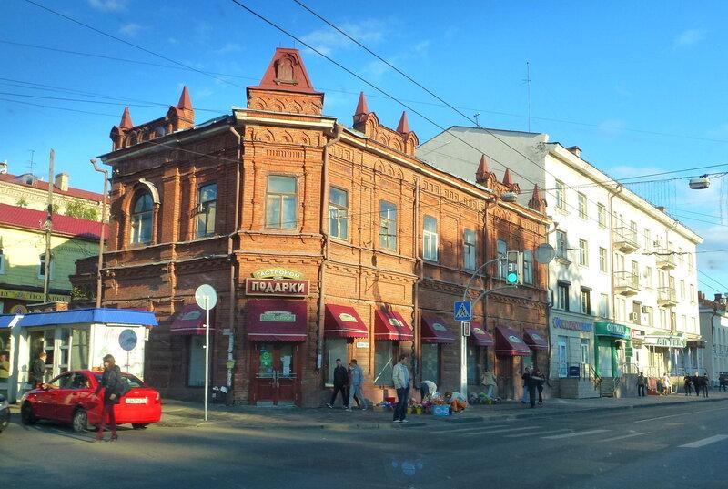 Архитектура Томска отражает историю
