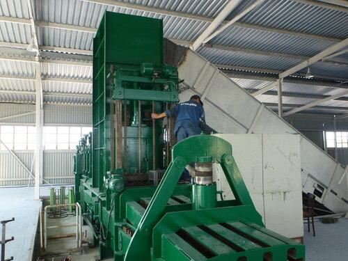 Мусоросортировочный завод в Копейске