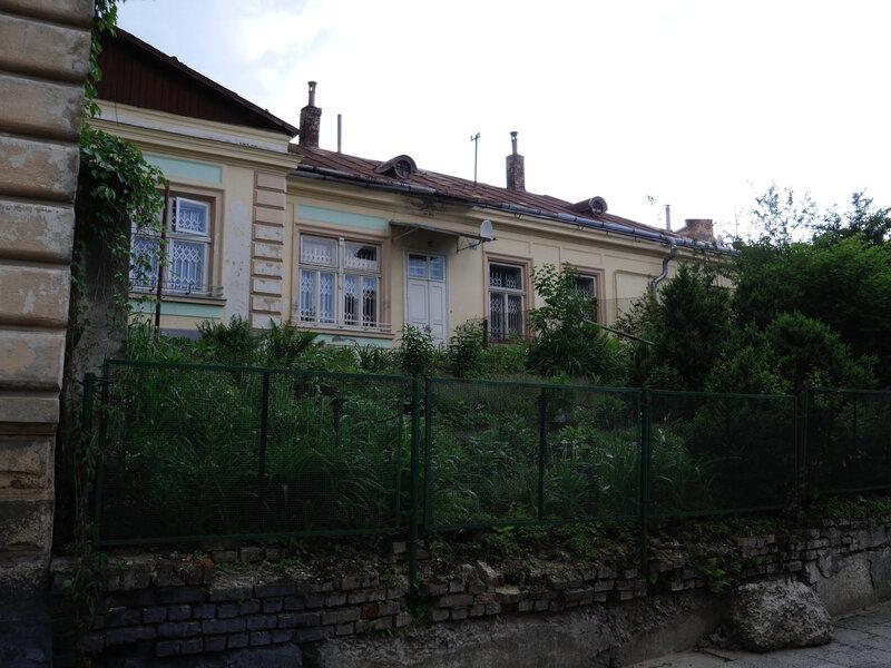 ул. Глибова, дом 17