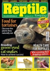 Журнал Practical Reptile Keeping Summer 2015