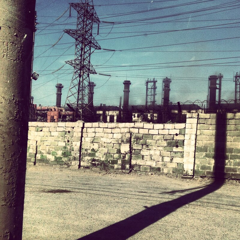 В густых металлургических лесах...