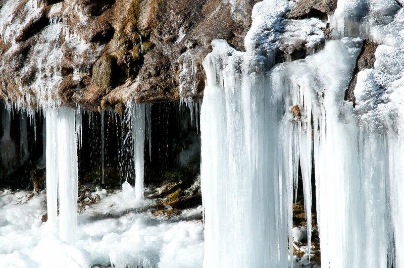 Ледовые потоки