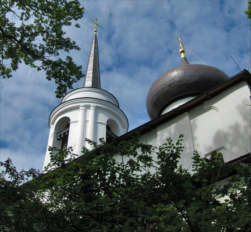 Пушкинские горы, Святогорский монастырь. Успенский собор