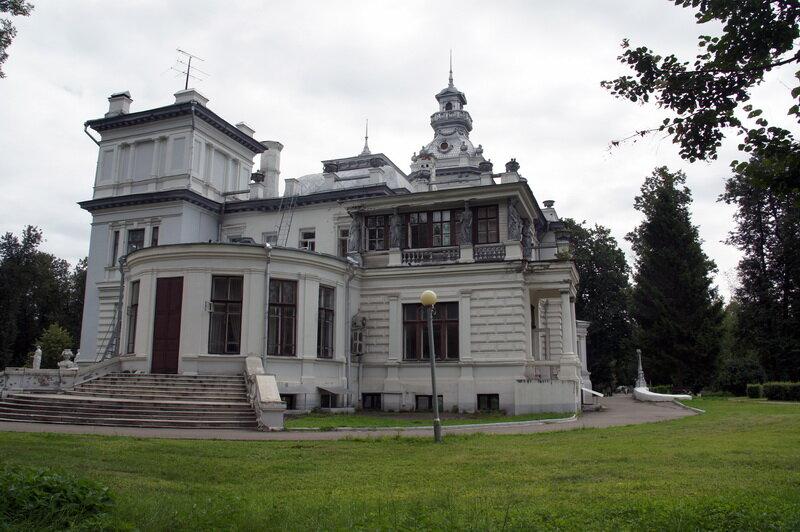 Усадьба Грачевка (Архитектор Кекушев)