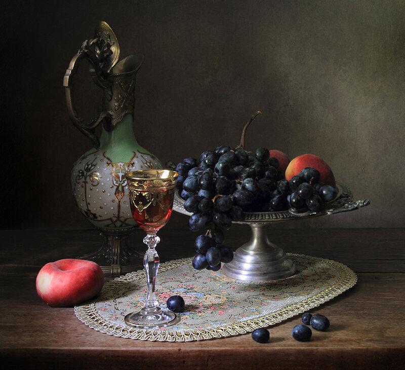 Картинки натюрморты с фруктами и вином, детях короткие красивые