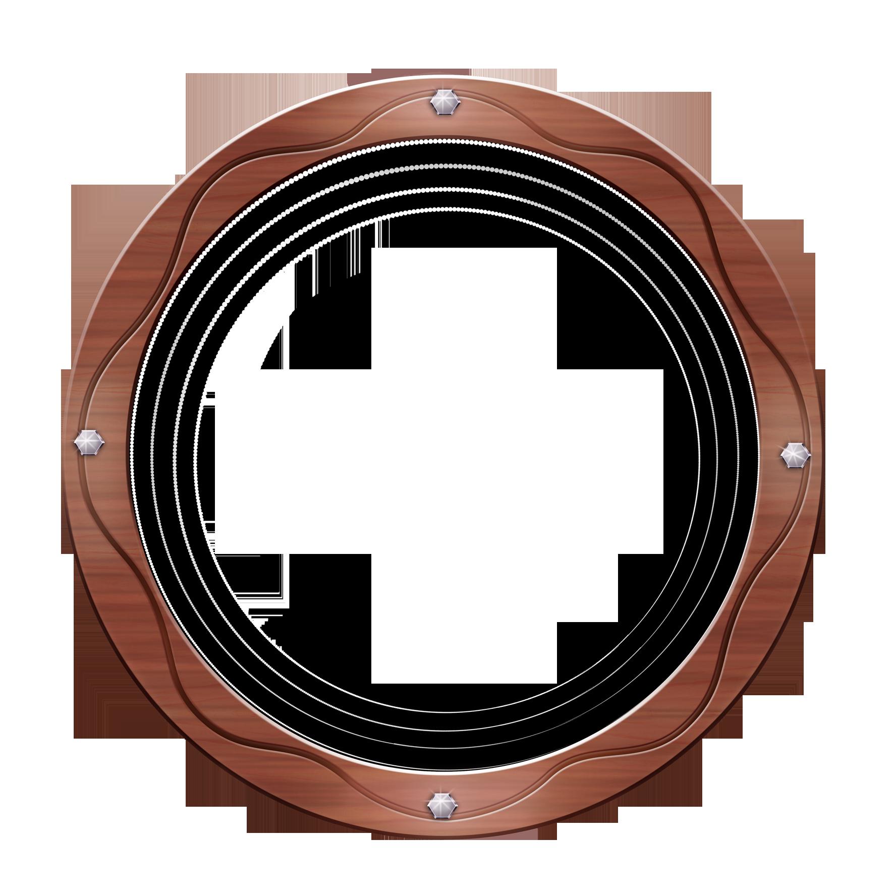 Как из прямоугольной фото сделать круглую