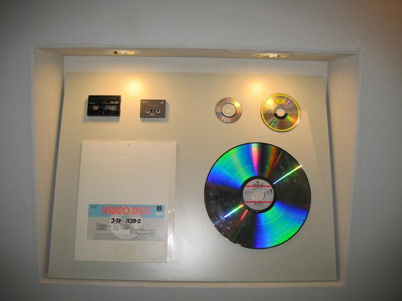 Эволюция звукохранения: компакт-диски.