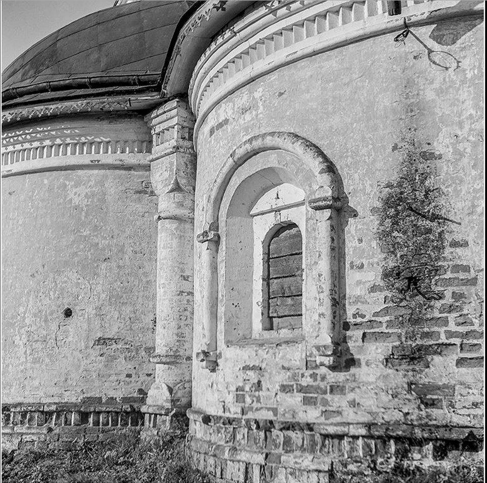 Воскресенская церковь. Апсида