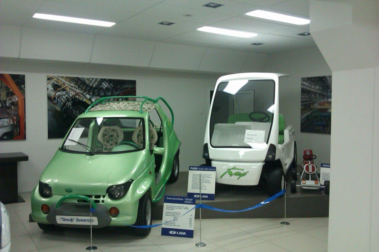 технический музей автоваза фото