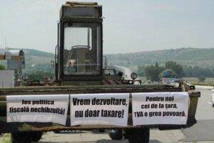 Аграрии Молдовы присоединяются к акции протеста в Кишинёве