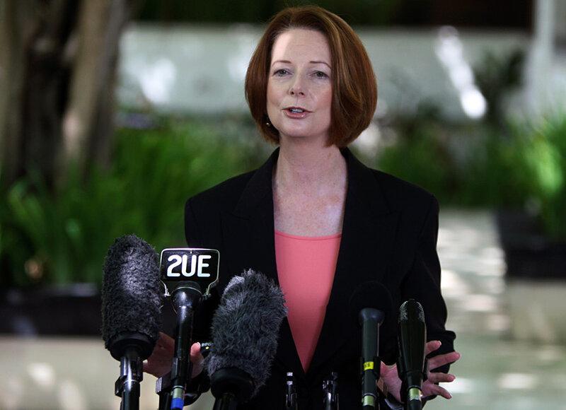 Премьер-министр Австралии пообещала защитить сограждан от зомби и демонов