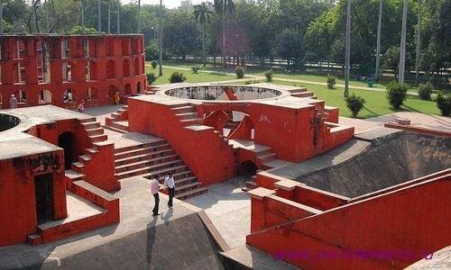 Достопримечательности индии - древние обсерватории