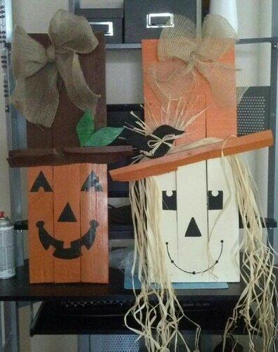 Домашний декор для осени