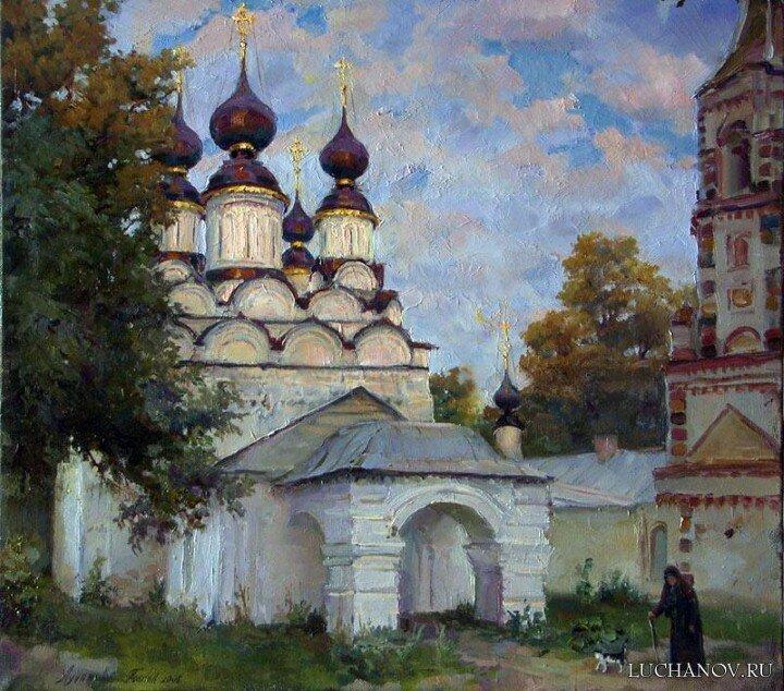 Полина Лучанова. Теплые картины 17