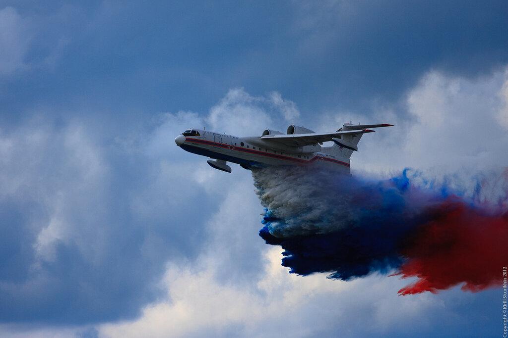 День воздушного флота россии фото