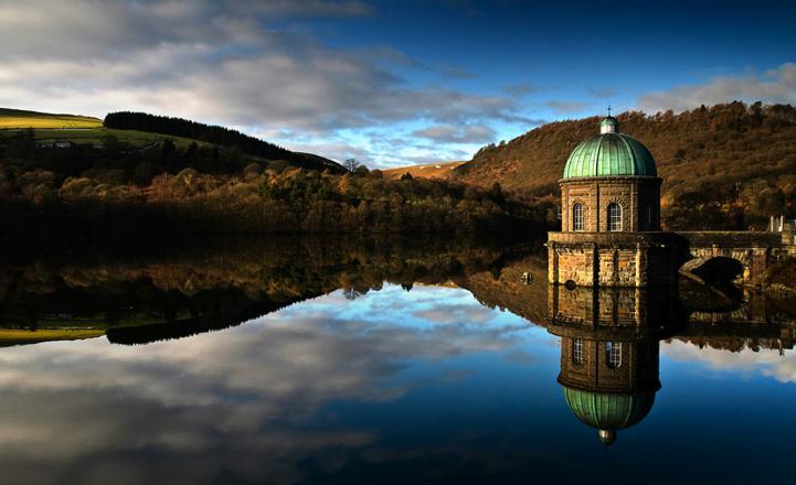 Природа и архитектура Англии. Фото Martin Turner