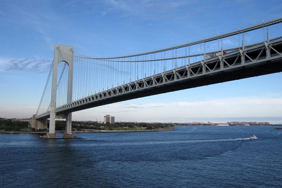 Самые большие мосты Нью Йорка (США)