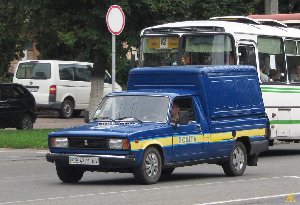 ИЖ-27175 Укрпочта