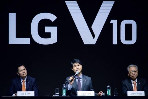 LG желает выйти нарынок систем платежей