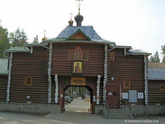 Монастырь Ганина Яма