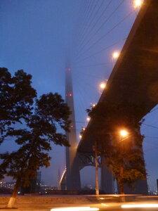 Достопримечательности Владивостока: Мост через пролив Золотой Рог