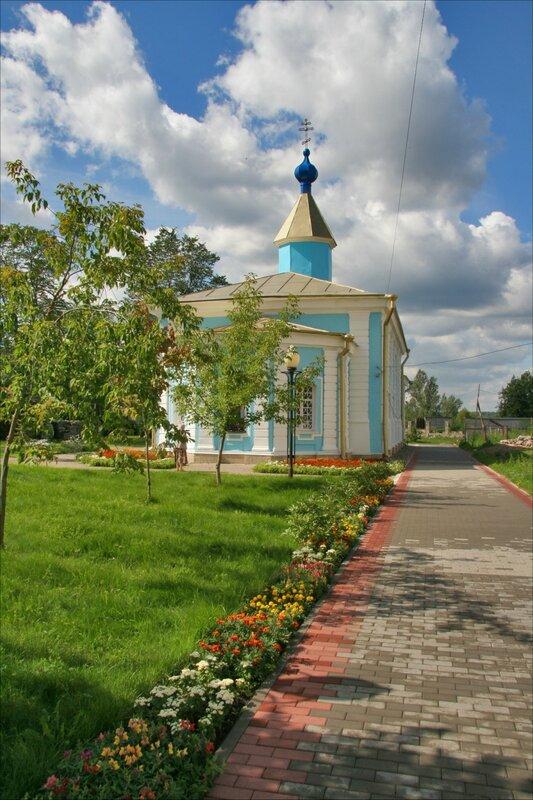 Шлиссельбург, Никольская церковь