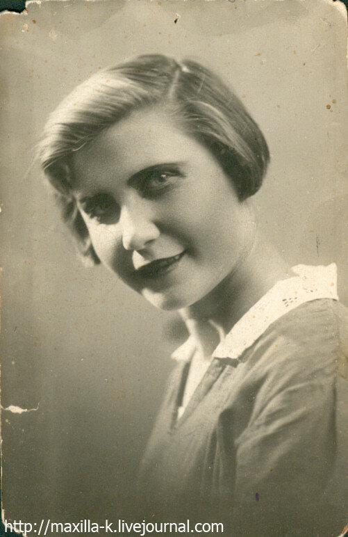 Анастасия Григорьевна Семенова