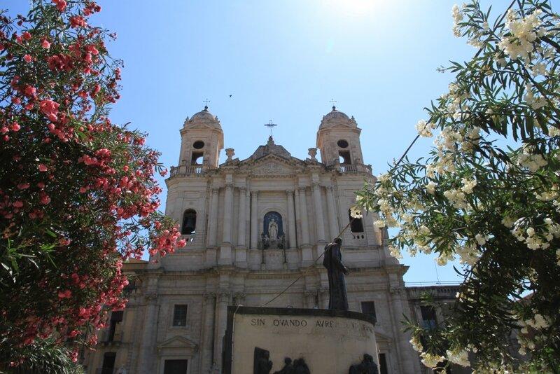 Сицилия, Катания, Церковь Св. Иммаколата