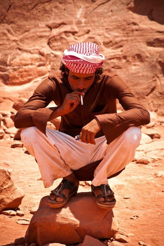 Программа максимум за 16 дней / Иордания / Фототрафик