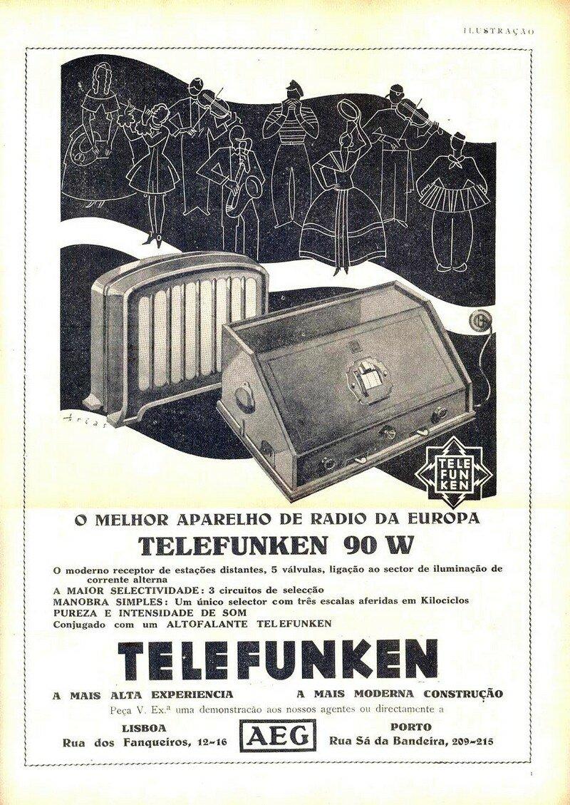 Телефункен
