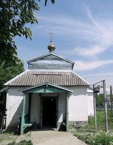 Храм ... Начало лета, хутор Новонекрасовский, июнь 2012