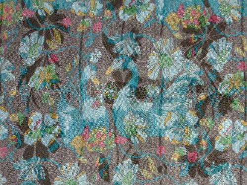 цвет в ткани