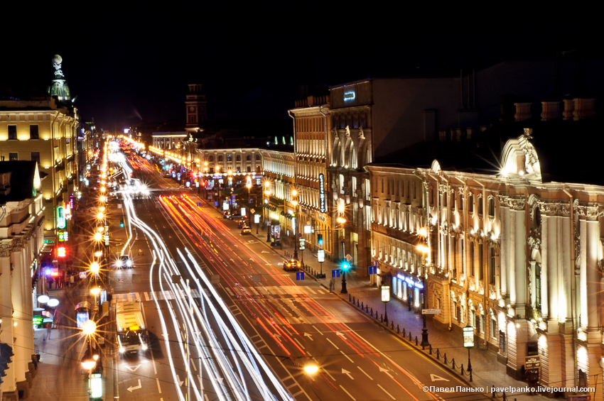 панько pavelpanko Питер Петербург город ночь крыша улица