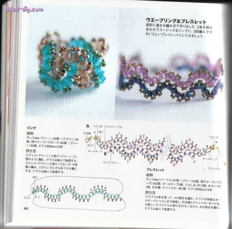 Рассмотрим основные виды изделий из бисера браслеты.  Либо полностью плетут из бисера изготавливали иконы.
