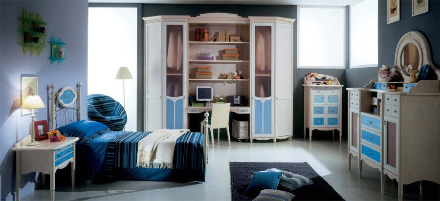 Детская мебель forni mobili (италия).