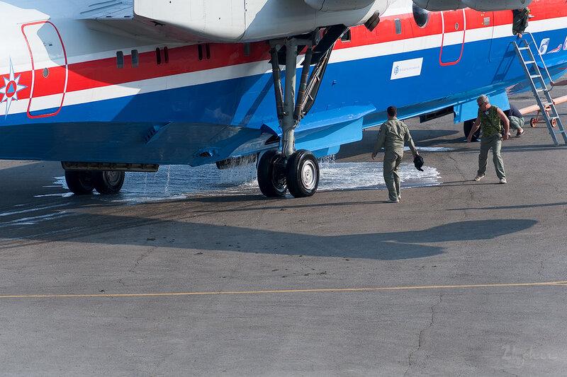 Бериев Бе-200ЧС (RF-21512) ТАНТК Бериева DSC_4326