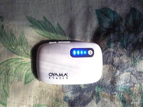 Oyama-Hercules - проверка емкости батареи