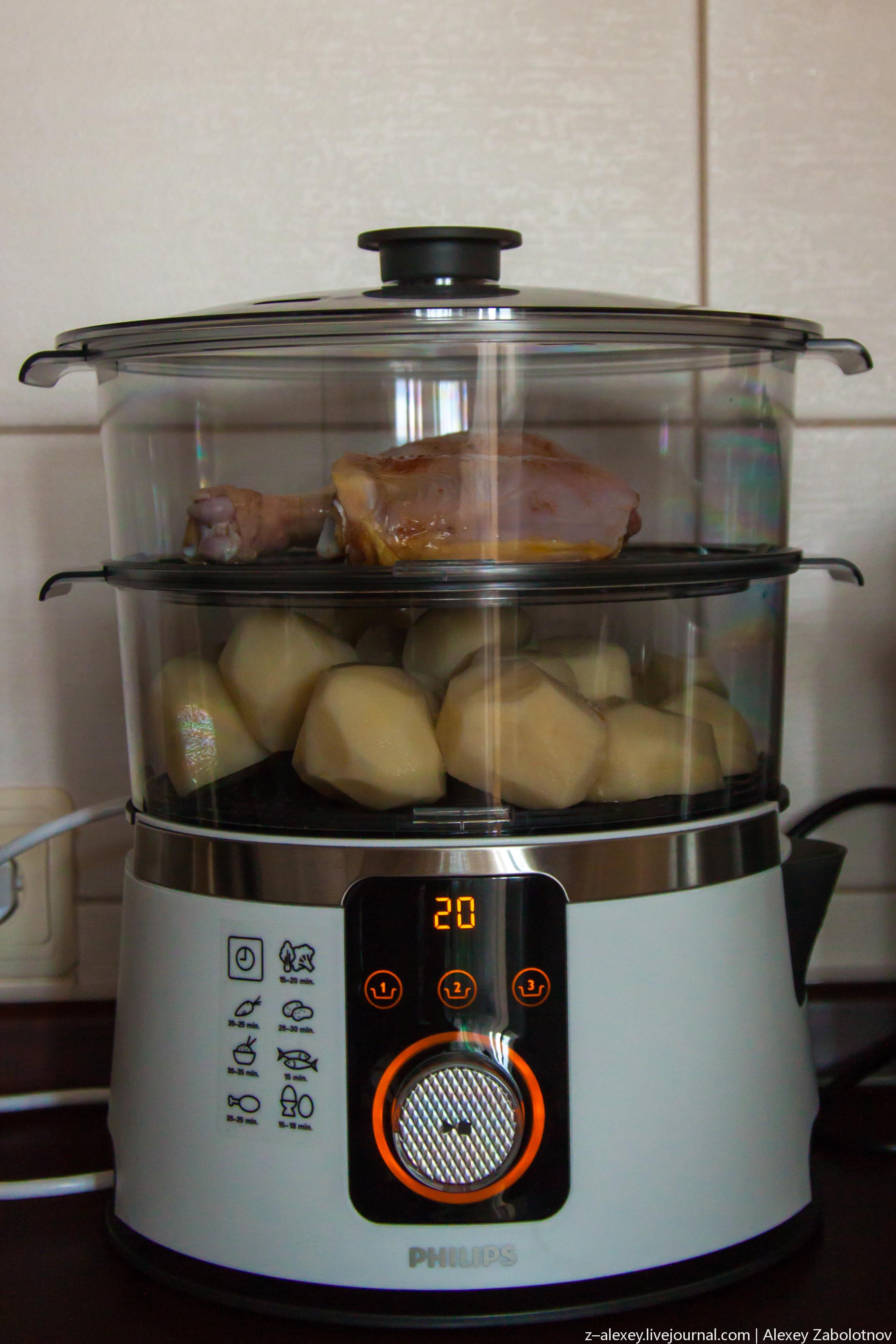 Блюда картофелем и фаршем