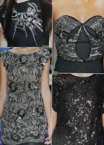 Как украсить платье бисером своими руками фото 45