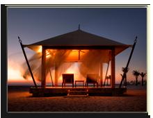 ОАЭ. Рас эль Хайма. Banyan Tree Ras Al Khaimah Beach. Cabana