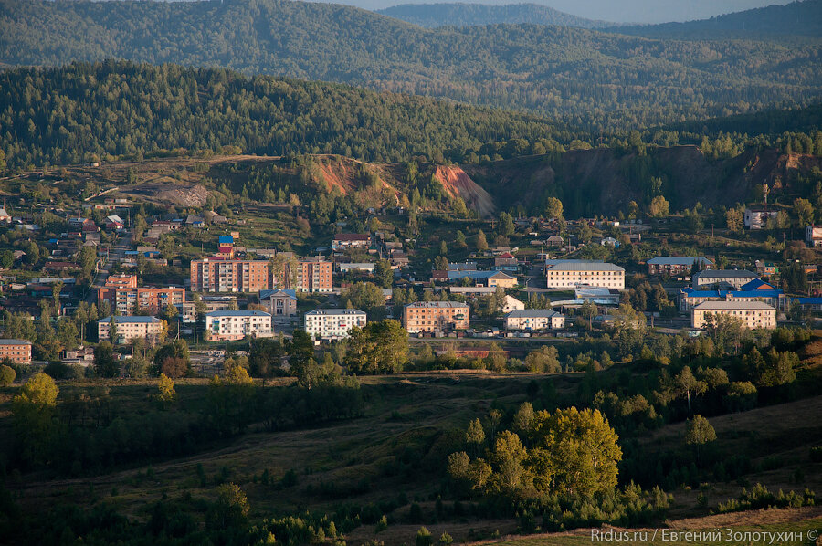поселок темиртау кемеровской области фото