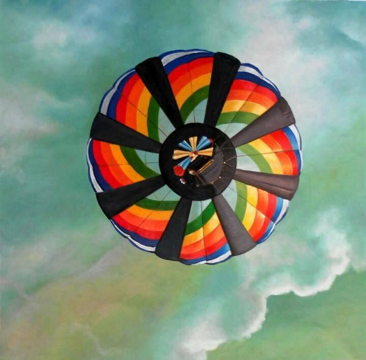 Цветные полотна. Shay Kun 3